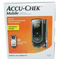 ACCU-CHEK Mobile Set mg/dl III 1 St