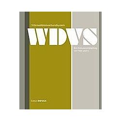 Wärmedämmverbundsystem WDVS - Buch