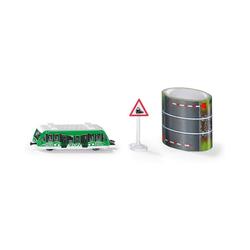 Siku Spielzeug-Auto 1603 Nahverkehrszug mit Tape