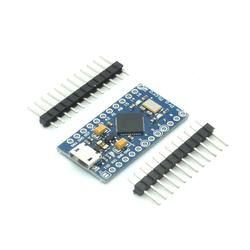 kompatibler Arduino Pro Micro mit Atmel Mega 32U4 Prozessor