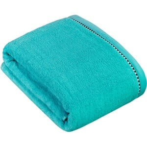 ESPRIT Frottierserie Box Solid turquoise Handtuch 50 x 100 cm 2er-Set