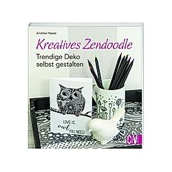 Kreatives Zendoodle