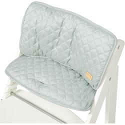 roba® Kinder-Sitzauflage Style, (2-tlg), für Roba Treppenhochstuhl grün