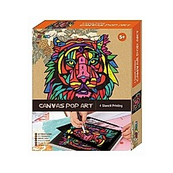 Canvas Tiger