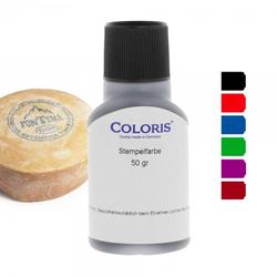Coloris Stempelfarbe Käsestempelfarbe EU