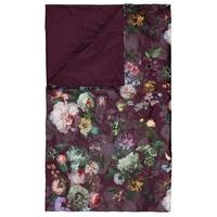 Essenza Fleur 270 x 265 cm burgundy