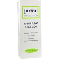 PREVAL Lipolotion 500 ml