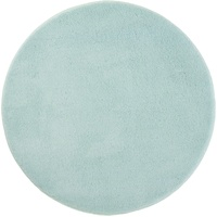 Kleine Wolke Badteppich Relax, Salbeigrün, 100 cm rund