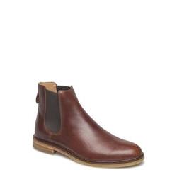 Clarks Clarkdale Gobi Shoes Chelsea Boots Braun CLARKS Braun 42,45,43,44,42.5,46,41,40