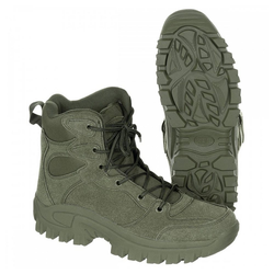 MFH MFH Stiefel, Commando, oliv, knöchelhoch - 42 Wanderstiefel 42