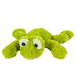 inware Kuscheltier Freaky Frosch grün 40 cm Plüschfrosch Stofffrosch Plüschtiere Frösche
