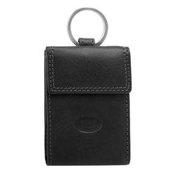 Piké Geldbörse (1-tlg), Schlüsselanhänger schwarz