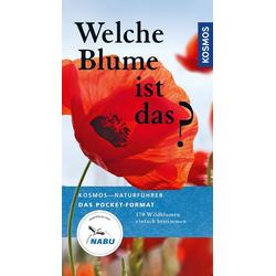 Welche Blume ist das? als Buch von Eva-Maria Dreyer/ Wolfgang Dreyer