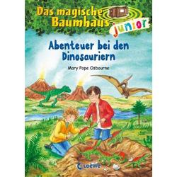MBH junior 1 Abenteuer bei den Dinosau