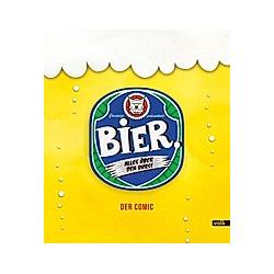 Bier  Der Comic - Buch