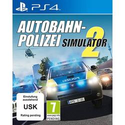 Autobahnpolizei 2 PS4 USK: 0