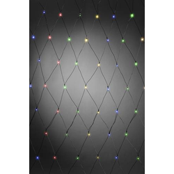 Konstsmide Lichternetz Außen Batteriebetrieben 240 LED