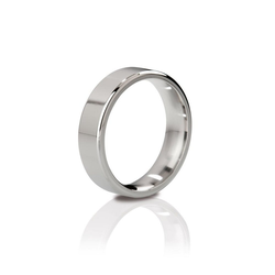 mystim Penis-Hoden-Ring His Ringness the Duke 51 mm, poliert
