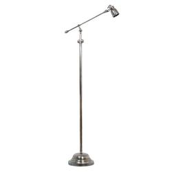 Stehlampe Kody Silber