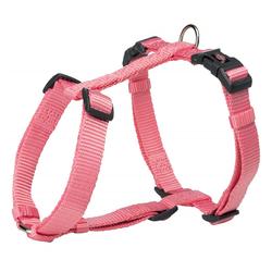Trixie Premium H-Geschirr flamingo, Größe: L-XL