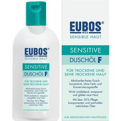 EUBOS SENSITIVE DUSCHÖL F
