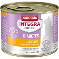 Animonda Integra Protect Diabetes Geflügel 6 x 200 g
