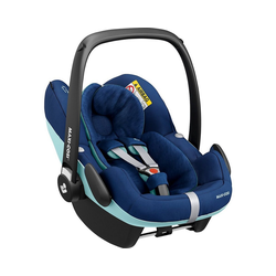 Maxi-Cosi Babyschale Babyschale Pebble Pro, Essential Grey blau
