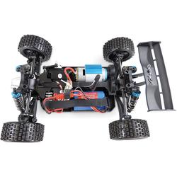 Amewi Spielzeug-Auto BX18 Green, Buggy 1:18 4WD RTR