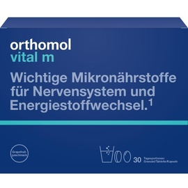 Orthomol Vital M Grapefruit Granulat / Kapseln 30 St.