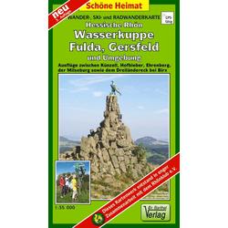 Wasserkuppe Fulda Gersfeld und Umgebung 1 35 000