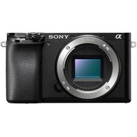 Sony Alpha 6100 Body schwarz