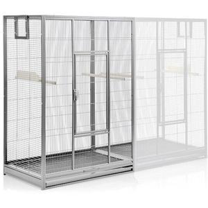 Anbaukit für Melbourne I und II Platinum von Montana Cages Vogelkäfig