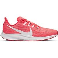 Nike Air Zoom Pegasus 36 W laser crimson/white/platinum tint/track red/lt smoke grey 40