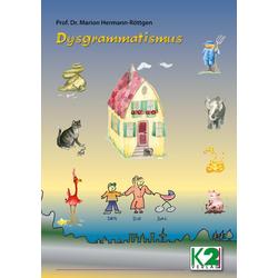 Dysgrammatismus: Buch von Marion Hermann-Röttgen