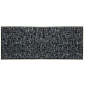 SCHÖNER WOHNEN-Kollektion Sauberlaufmatte Gitter  (Anthrazit/Grau, 150 x 67 cm, 100 % Polyamid)