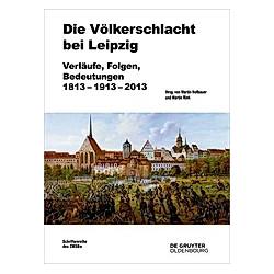 Die Völkerschlacht bei Leipzig - Buch