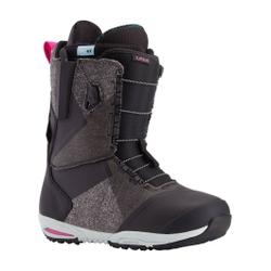 Burton - Supreme Black 2021 - Damen Snowboard Boots - Größe: 7,5 US