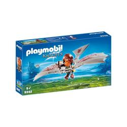Playmobil® Spielwelt PLAYMOBIL® 9342 - Knights - Zwergenflugmaschine