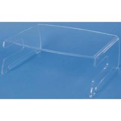 Monitorständer LCD 660 Ayryl transparent