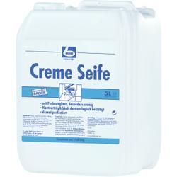 Dr. Becher Creme Seife, Hautverträgliche Waschcreme mit Perlmuttglanz, 5 Liter - Kanister