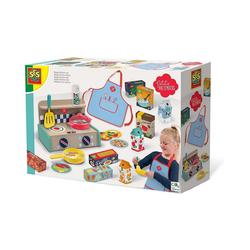 SES Creative Kinder-Küchenset Mega Küchen Set
