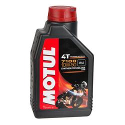 Motul Motorenöl  7100 4T, SAE 10W50, 1 Liter