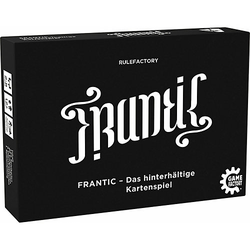 Gamefactory - FRANTIC