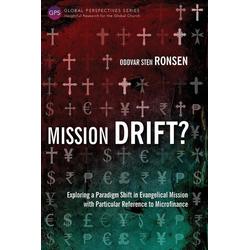 Mission Drift? als Buch von Oddvar Sten Ronsen