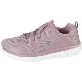 SKECHERS 12615/LAV Graceful-Get Connected Damen Sneaker violett, Farbe:Violett