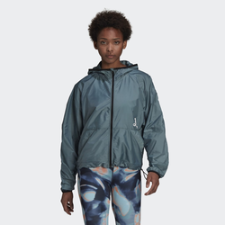 You for You Hooded Windbreaker