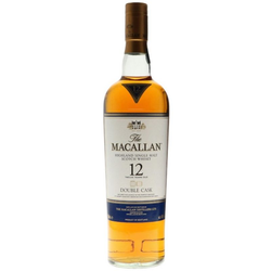 Macallan Double Cask 12 Jahre 0,7L (40% Vol.)