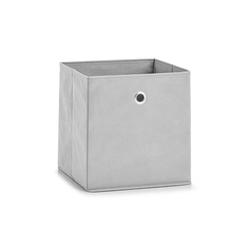 HTI-Living Aufbewahrungsbox Aufbewahrungsbox Vlies, Aufbewahrungsbox grau