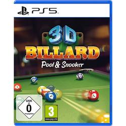 PS5: 3D Billard