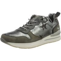 MUSTANG Damen 1352-309 Sneaker, 2 grau, 36 EU